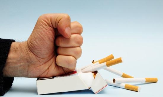 Борьба с курением в разгаре