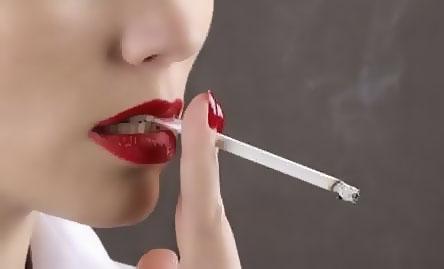 Очарование тонких сигарет