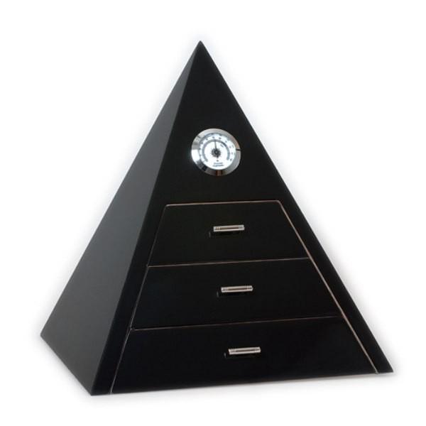 Фирма Aficionado. Хьюмидор в форме пирамиды