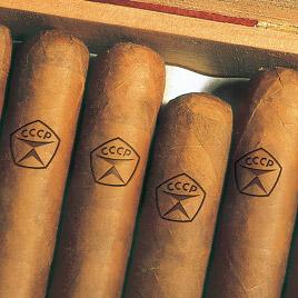 Фабричные сигары XX века