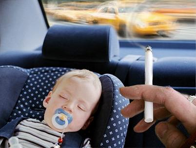 Табачный дым может вызвать агрессивную форму менингита у детей